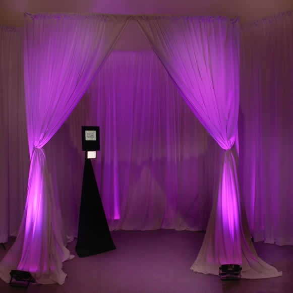 Canopy Photo Booth